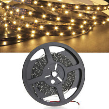 5M 3528SMD 300LED DC12V LED Streifen Strip Lichterkette Warmweiß 3000K