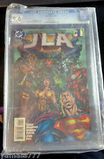 Comic DC JLA Justice League of America 1997 1/97 Graded Encased CGC 9.4 Morrison