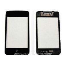 Touch Screen Digitizer Frame + Home Button for Apple iPod 3rd Gen 32 64 GB