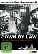 DVD DOWN BY LAW v. Jim Jarmusch, Tom Waits, Roberto Benigni ++NEU