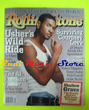 ROLLING STONE USA MAGAZINE 948/2004 Usher Courtney Love Black Sabbath  No cd