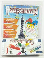 Supermag Magnetic Genius Unibar Multicolor Magneti Game Calamite Special Edition