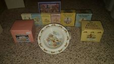 Petter Rabbit collection set book sets and assorted items