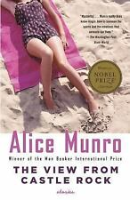 The View from Castle Rock Munro, Alice Paperback