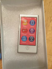 *New* Apple iPod nano 7th Generation Silver (16 GB) (Latest Model)