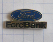 FORD BANK   ......................... Auto-Pin (103a)