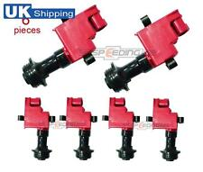 For Nissan Skyline R33 R34 RB25 RB25DET RB26 RB26DET S2 Ignition Coil Pack Spark