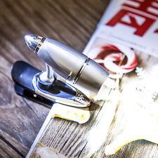 Mini Flexible LED Buch Leselicht Clip On Verstellbare Reise Buchlesen Lampe