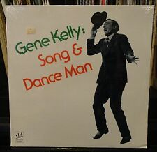 sealed GENE KELLY Song And Dance Man Stet Records DS-15010