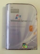New Microsoft Windows Server 2008 Enterprise inc 25 CAL P72-02906