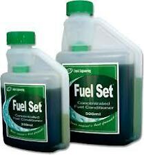 Fuel Set Fuel Treatment. 250ml Bottle. Excellent Additive for cars, boats etc
