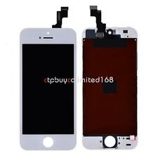 White LCD Display Touch Screen Digitizer Frame Assembly Part For Apple iPhone 5S