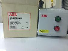 Controllo ABB racchiusa DOL Starter dl40075s99