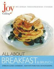 Joy of Cooking: All About Breakfast and Brunch-ExLibrary