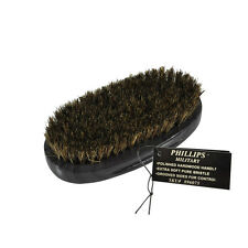 PHILLIPS #MB Military Oval Brush X-TRA Soft Pure Bristle