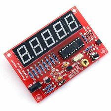 B675 50 MHz Crystal Oscillator Frequency counter Testers DIY Kit 5 Resolution Di