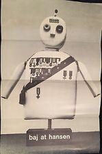 """BAJ ENRICO """"BAJ AT HANSEN"""" 1969"""
