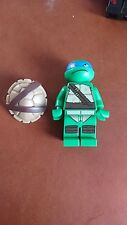 LEGO TMNT-LEONARDO V1 minifigura-Teenage Mutant Ninja Turtles