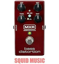 MXR Dunlop M85 Bass Distortion Effects Pedal Silicon Diodes M-85 ( OPEN BOX )