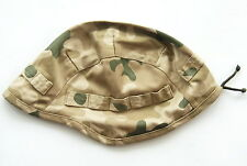 COVER CEVLAR HELMET1 CAMOUFLAGE DESERT - POLISH ARMY AFGANISTAN POLAND PASGT