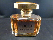 1000 by Jean Patou for Women 1.6 oz / 50ml Eau de Toilette Spray ORIGINAL SCENT
