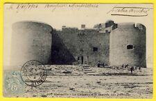 cpa 13 - MARSEILLE (Bouches du Rhône) Entrée des PRISONS du CHÂTEAU d' IF JAIL