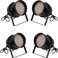 4 X DJ Stage Light 177 RGB LED PAR 64 DMX Voice Auto Control Party Show Lighting