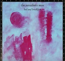 "THE PARACHUTE MEN bed and breakfast BLAZE 35T uk blaze 1989 12"" PS VG/EX"