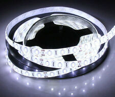 LED'S Flexible Strip Light 5m 500cm 60 LEDs/M 12v DC Non-Waterproof 3528 SMD