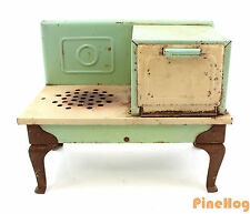 Antique 1930's - 1940s Mid Century Empire Childs Electric Stove