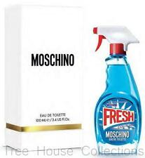 Treehousecollections: Moschino Fresh Couture EDT Perfume Spray For Women 100ml