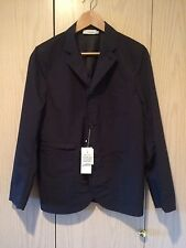 Nanamica navy wind traval jacket blazer small made in Japan NEW