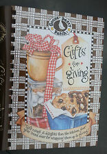 2002 GIFTS FOR GIVING Gooseberry Patch Cook Book Gift Mixes Ideas Dips Desserts