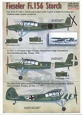 Print Scale Decals 1/48 FIESELER Fi-156 STORCH