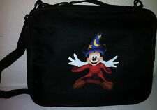 TRADING PIN BOOK BAG FOR DISNEY PINS SORCERER MICKEY MOUSE LARGE/MEDIUM