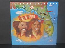 The Bellamy Brothers SONS OF THE SUN New SEALED LP vinyl record Curb 1980