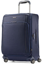"Samsonite Luggage Silhouette XV 25"" Spinner Upright Suitcase - Blue"