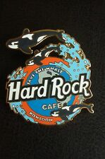 HRC Hard Rock Cafe Kowloon Save the Whale 1997 Logo LE