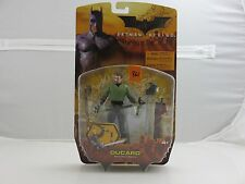 Batman Begins Movie DUCARD Green Shirt Action Figure NEW 2005 Mattel