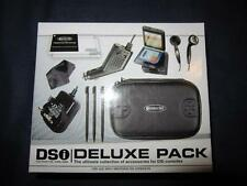 NINTENDO DSI CONSOLES DELUXE PACK RRP £24.99 KIDS GAMES CASE STORAGE ACCESSORIES