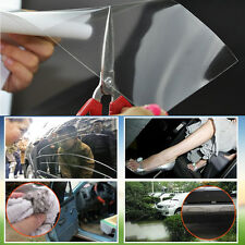 10cm x 3M Car Bumper Hood Paint Protection Film PVC Vinyl Clear Thickness 0.2mm