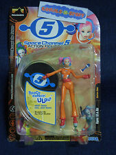 Space Channel 5 Action Figure ULALA Series 1 Palisades Exclusive SEGA DREAMCAST