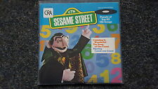 Sesame Street/Sesamstrasse - Counting is wonderful/ The song of the Count 7''
