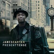 Present Tense by James Carter (Sax) (CD, Apr-2008, Emarcy (USA)) BMG