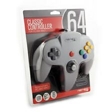 NEW RetroLink Nintendo 64 GRAY USB Controller Pad to PC or  MAC Computer