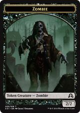 4 x Zombie Token - Shadows over Innistrad - Common - Near Mint