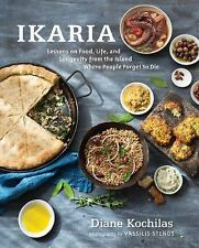 Ikaria: Lessons on Food, Life, and Longevity from the Greek Island Where People