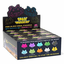 Space Invaders Series 1 Mini Alien Blind Box Vinyl Figure NEW Toys 1 Figure