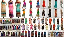 NEW 300 Pc Wholesale Lot Mix Dresses Summer Tops Skirts Casual Apparel S M L XL