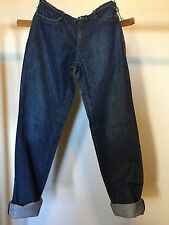 Prada Men's Blue Denim Jeans